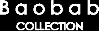 Baobab - white logo