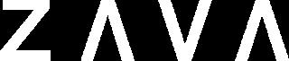 Zavaluce - white logo